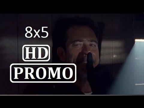 ウォーキングデッド(シーズン8)動画5話